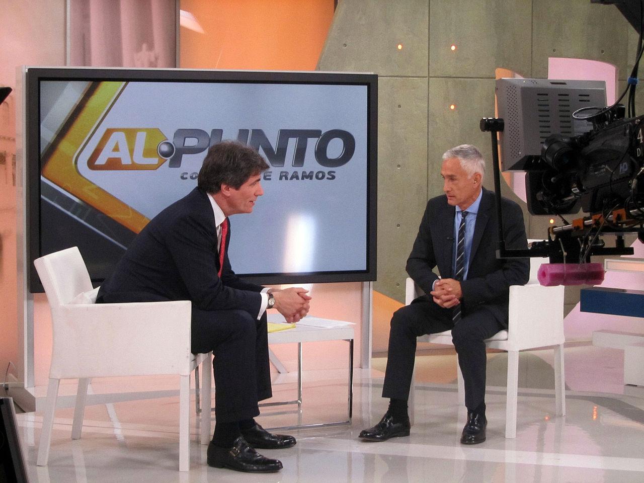 Хорхе Рамос: журналісти – не диктофони, або чим нейтралітет небезпечний для журналістики