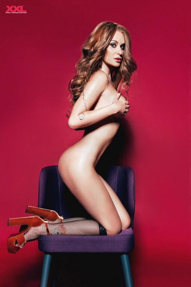 Слава з «НеАнгелів» знялася в еротичній фотосесії для XXL