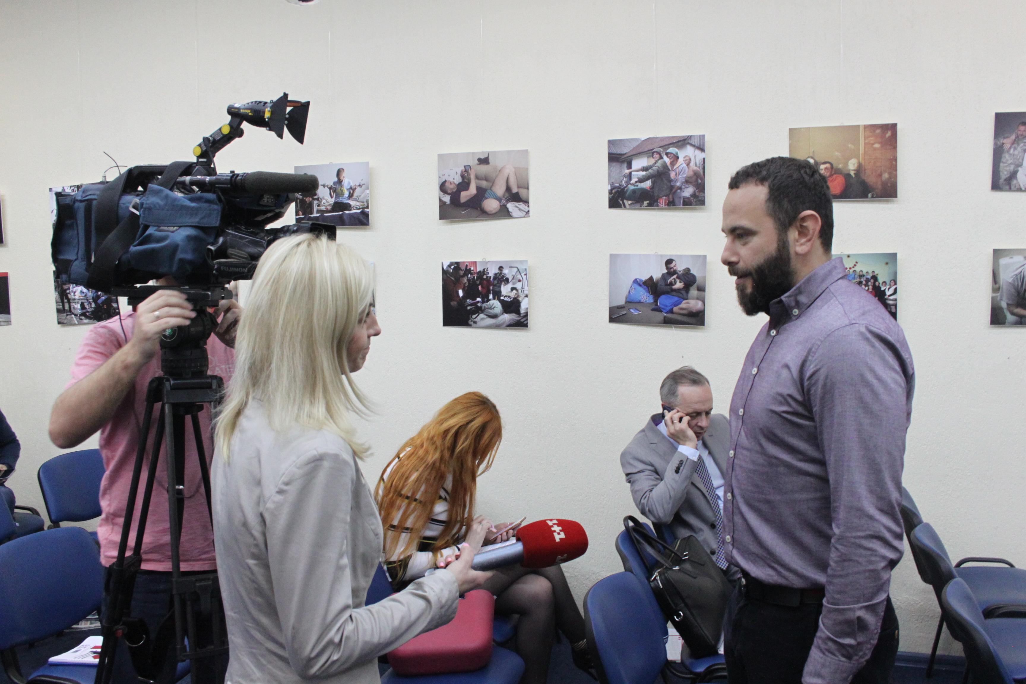 Ситуація з безпекою журналістів критична: як минули слухання в НСЖУ