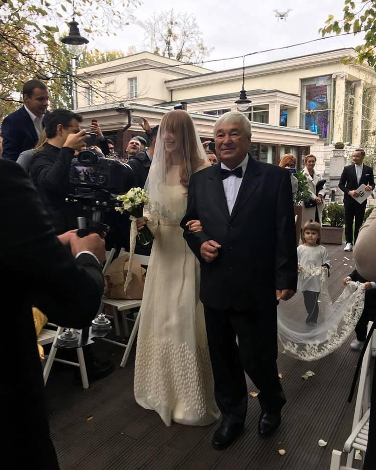 Светлана Тарабарова вышла замуж за своего музыкального менеджера