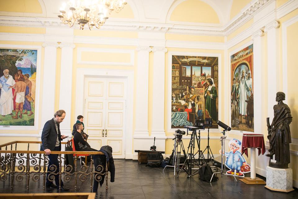 Ведучий «1+1» отець Георгій Коваленко: «Нам не варто сваритися через патріархати»