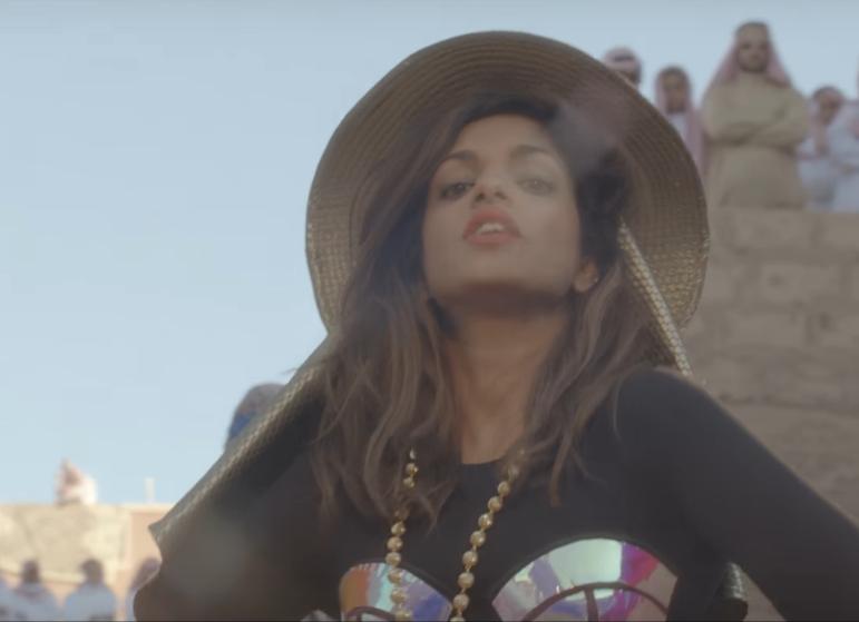 Bad girls do it well: интервью с певицей M.I.A.