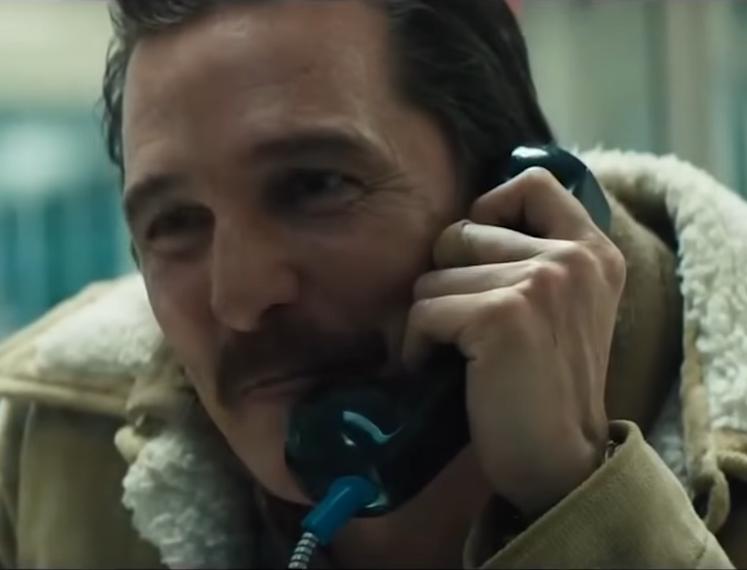 Вышел ретро-трейлер фильма «Белый парень Рик» с ретро-Макконахи
