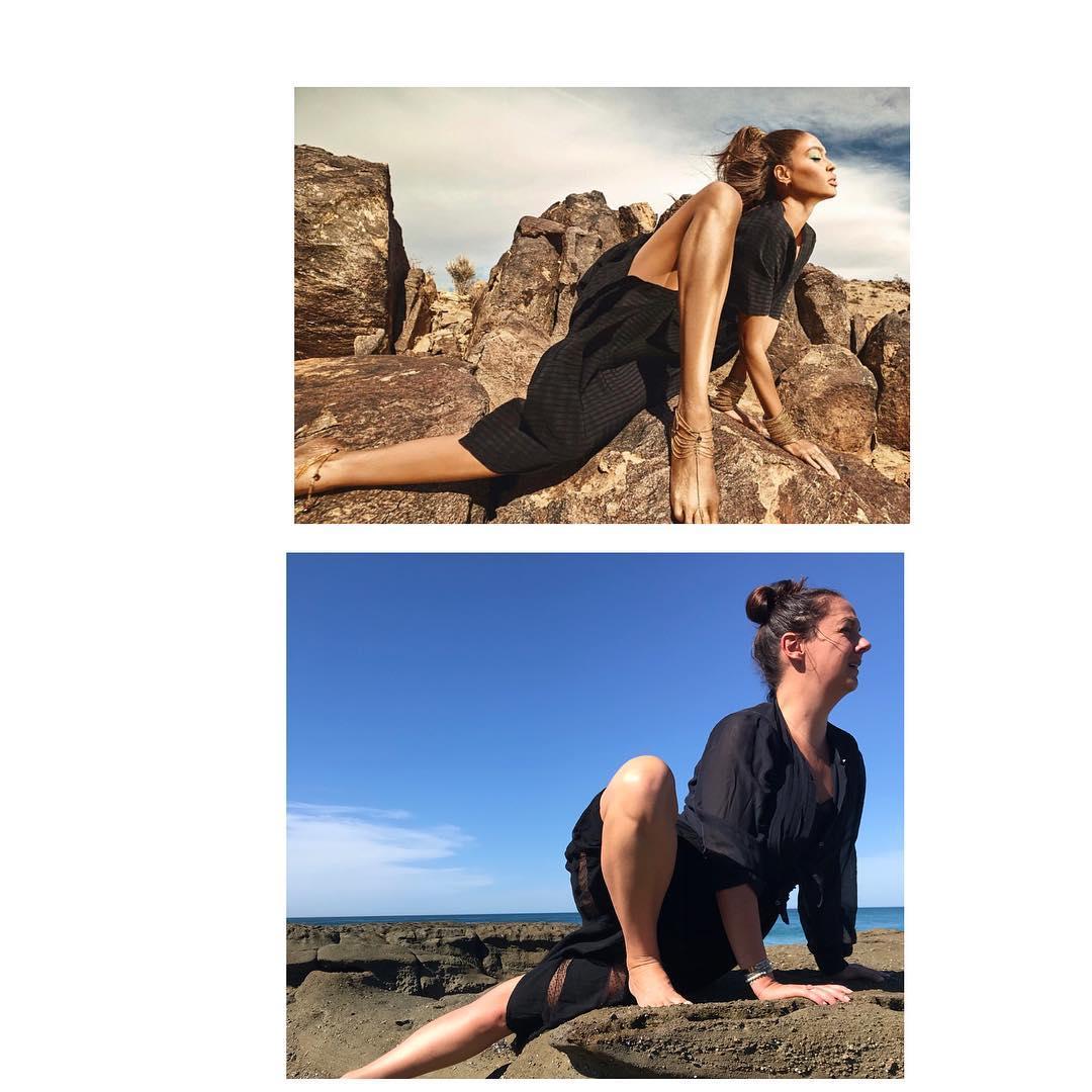 «Нельзя так вылезать из бассейна, как это делают звезды»: австралийка пародирует знаменитостей в Instagram