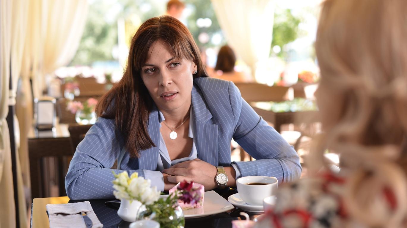 Лилия Ребрик снимется в сериале о криминальной журналистке